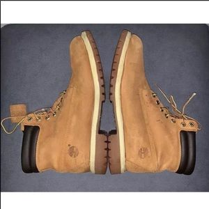Timberland Shoes - Timberland Men's Classic Work Boot- Tan -Size: 12M